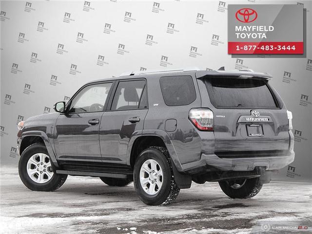 2018 Toyota 4Runner SR5 (Stk: 180162) in Edmonton - Image 4 of 22