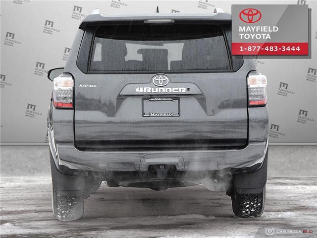 2018 Toyota 4Runner SR5 (Stk: 180162) in Edmonton - Image 5 of 22