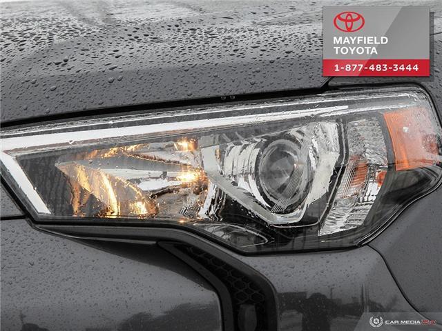 2018 Toyota 4Runner SR5 (Stk: 180162) in Edmonton - Image 9 of 22