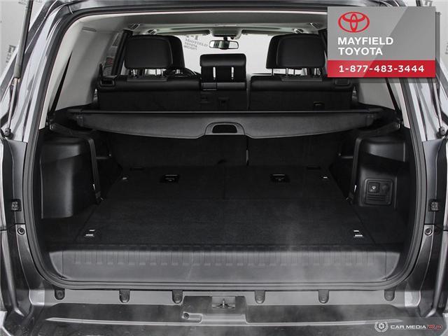 2018 Toyota 4Runner SR5 (Stk: 180162) in Edmonton - Image 10 of 22
