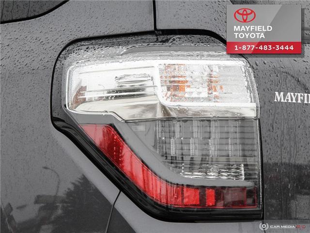 2018 Toyota 4Runner SR5 (Stk: 180162) in Edmonton - Image 11 of 22
