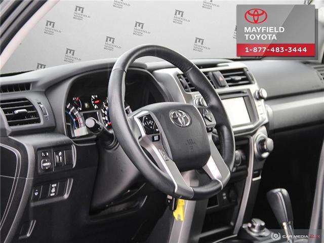 2018 Toyota 4Runner SR5 (Stk: 180162) in Edmonton - Image 12 of 22