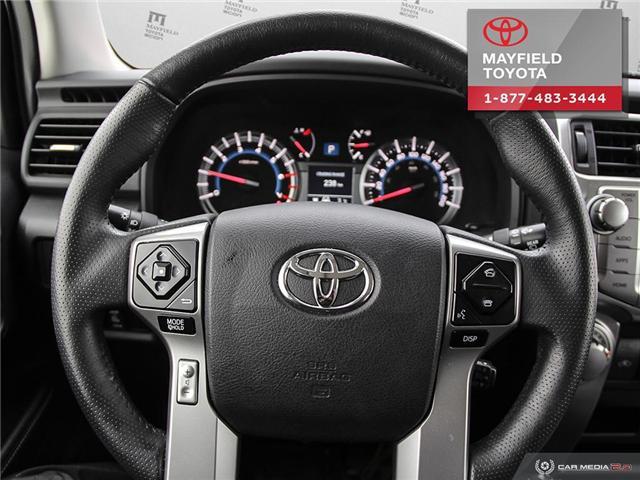 2018 Toyota 4Runner SR5 (Stk: 180162) in Edmonton - Image 13 of 22