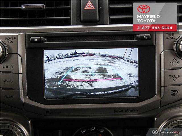 2018 Toyota 4Runner SR5 (Stk: 180162) in Edmonton - Image 18 of 22