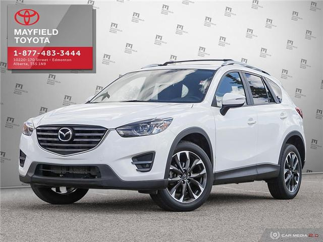 2016 Mazda CX-5 GT (Stk: 1961604A) in Edmonton - Image 1 of 20