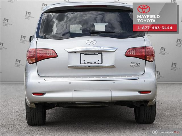 2017 Infiniti QX80 Base 7 Passenger (Stk: 194099) in Edmonton - Image 5 of 20