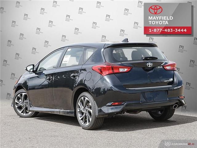 2017 Toyota Corolla iM Base (Stk: 1702540) in Edmonton - Image 4 of 20