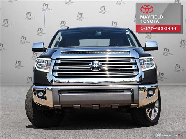 2018 Toyota Tundra Platinum 5.7L V8 (Stk: 190448A) in Edmonton - Image 2 of 28