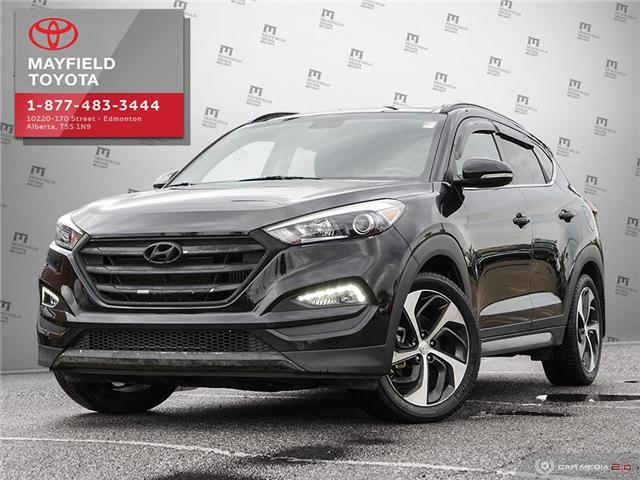 2016 Hyundai Tucson Ultimate (Stk: 1961602A) in Edmonton - Image 1 of 20