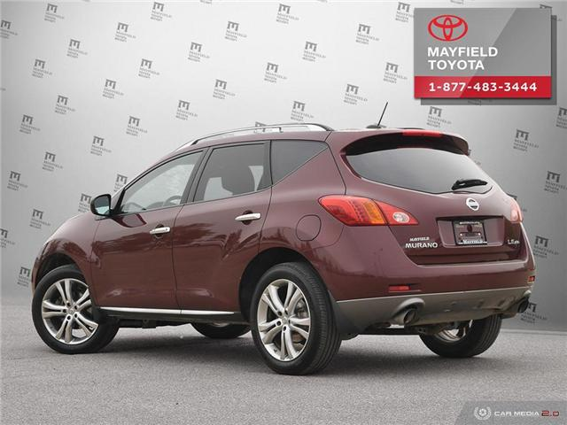 2009 Nissan Murano LE (Stk: 1901473A) in Edmonton - Image 4 of 27