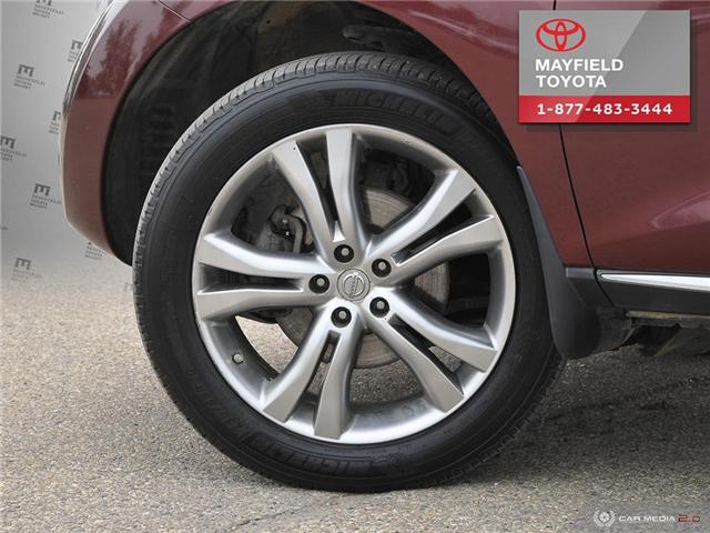 2009 Nissan Murano LE (Stk: 1901473A) in Edmonton - Image 6 of 27