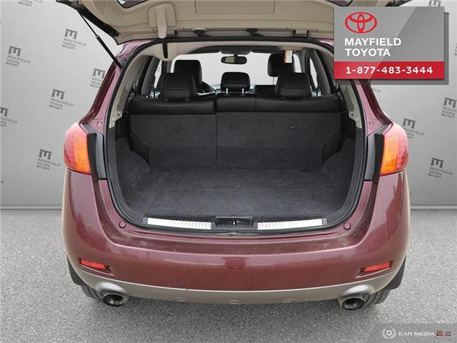 2009 Nissan Murano LE (Stk: 1901473A) in Edmonton - Image 11 of 27