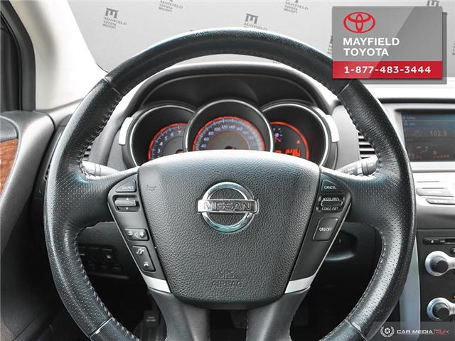2009 Nissan Murano LE (Stk: 1901473A) in Edmonton - Image 14 of 27