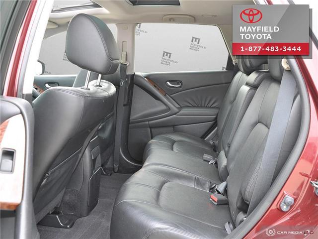 2009 Nissan Murano LE (Stk: 1901473A) in Edmonton - Image 24 of 27