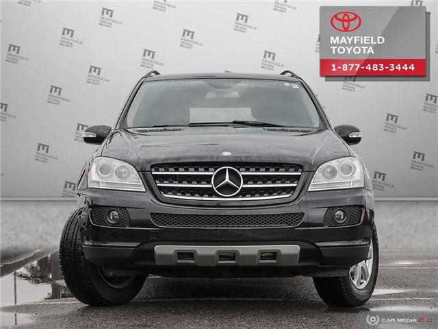 2006 Mercedes-Benz M-Class Base (Stk: 1901086A) in Edmonton - Image 2 of 20