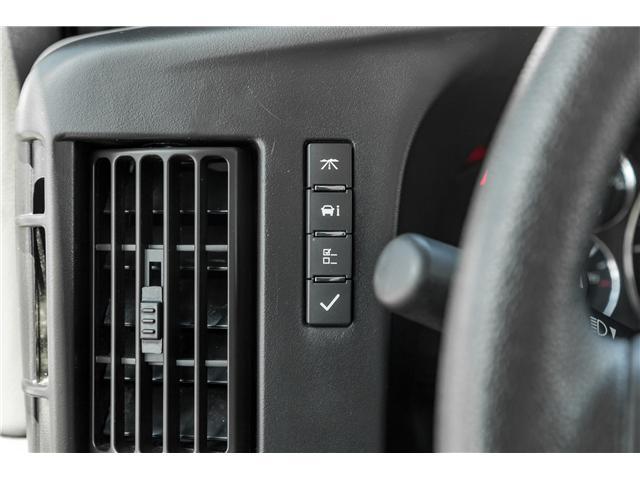2018 GMC Savana Cutaway Work Van (Stk: CTDR2257 12FT) in Mississauga - Image 13 of 19
