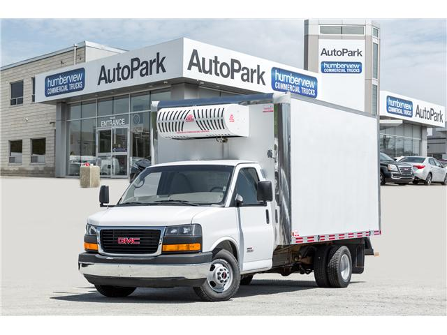 2015 GMC Savana Cutaway 4500 2SD (Stk: CTDR1745 ATC REFER) in Mississauga - Image 1 of 17