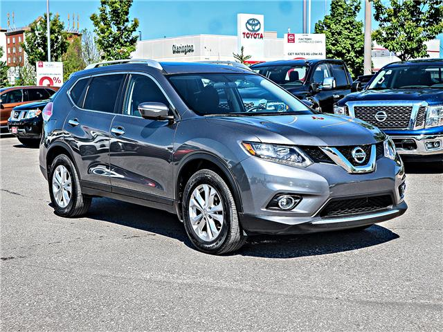 2015 Nissan Rogue SV (Stk: FC874788) in Bowmanville - Image 3 of 30