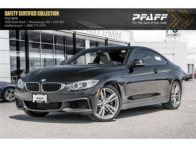 2014 BMW 435i xDrive (Stk: 21879A) in Mississauga - Image 1 of 22