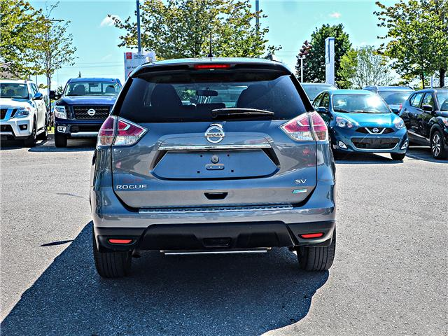 2015 Nissan Rogue SV (Stk: FC874788) in Bowmanville - Image 6 of 30