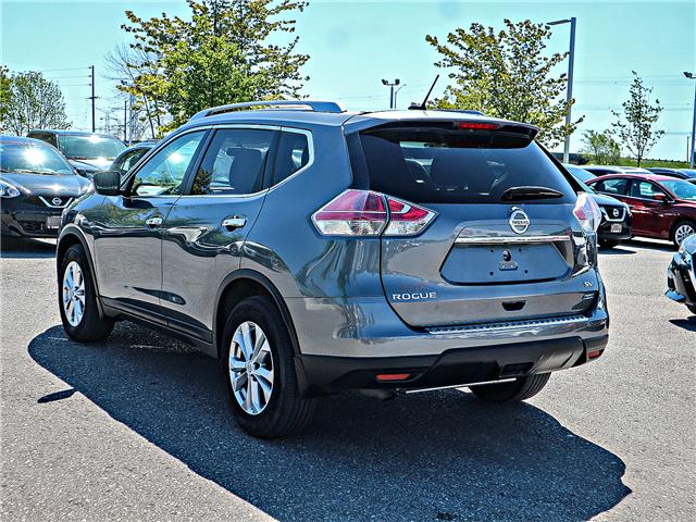 2015 Nissan Rogue SV (Stk: FC874788) in Bowmanville - Image 7 of 30