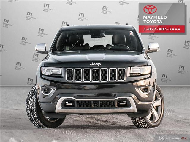 2014 Jeep Grand Cherokee Overland (Stk: 1802470A) in Edmonton - Image 2 of 20