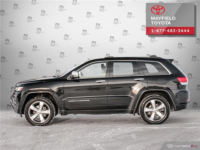 2014 Jeep Grand Cherokee Overland (Stk: 1802470A) in Edmonton - Image 3 of 20