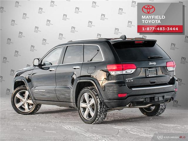 2014 Jeep Grand Cherokee Overland (Stk: 1802470A) in Edmonton - Image 4 of 20