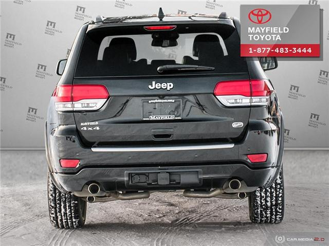 2014 Jeep Grand Cherokee Overland (Stk: 1802470A) in Edmonton - Image 5 of 20