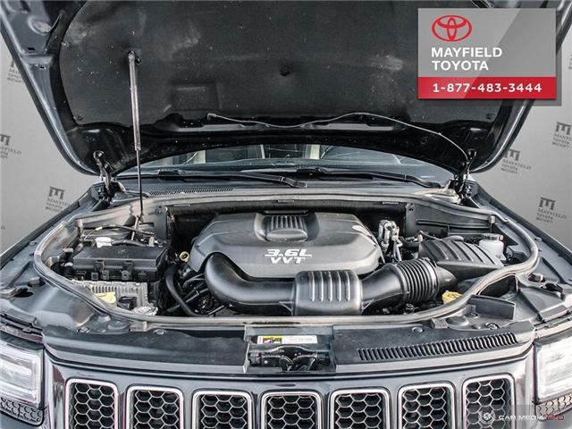 2014 Jeep Grand Cherokee Overland (Stk: 1802470A) in Edmonton - Image 8 of 20