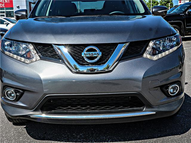 2015 Nissan Rogue SV (Stk: FC874788) in Bowmanville - Image 9 of 30