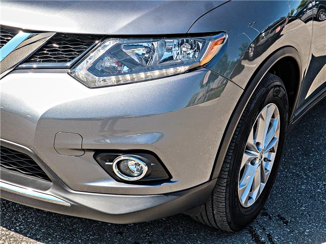2015 Nissan Rogue SV (Stk: FC874788) in Bowmanville - Image 10 of 30