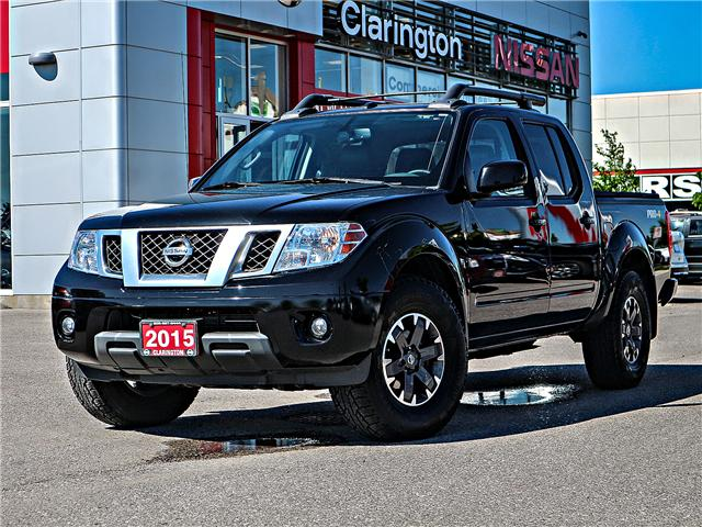 2015 Nissan Frontier PRO-4X (Stk: KW330478A) in Bowmanville - Image 1 of 30