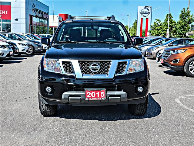 2015 Nissan Frontier PRO-4X (Stk: KW330478A) in Bowmanville - Image 2 of 30