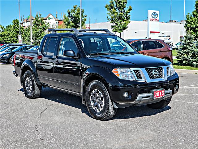 2015 Nissan Frontier PRO-4X (Stk: KW330478A) in Bowmanville - Image 3 of 30