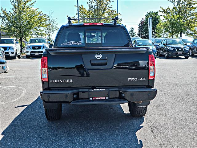 2015 Nissan Frontier PRO-4X (Stk: KW330478A) in Bowmanville - Image 6 of 30