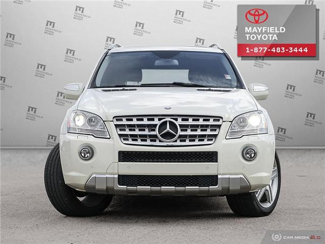 2010 Mercedes-Benz M-Class Base (Stk: 190888A) in Edmonton - Image 2 of 20