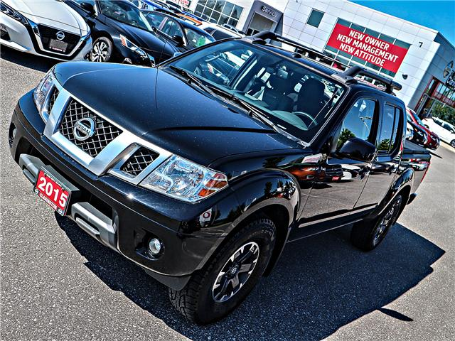2015 Nissan Frontier PRO-4X (Stk: KW330478A) in Bowmanville - Image 11 of 30