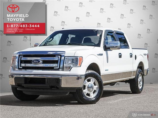 2013 Ford F-150 XLT (Stk: 1901029B) in Edmonton - Image 1 of 20