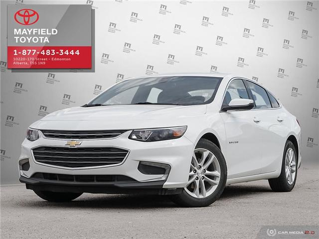 2018 Chevrolet Malibu LT (Stk: 194114) in Edmonton - Image 1 of 18