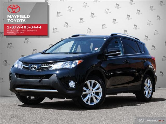 2015 Toyota RAV4 Limited (Stk: 1961515A) in Edmonton - Image 1 of 28