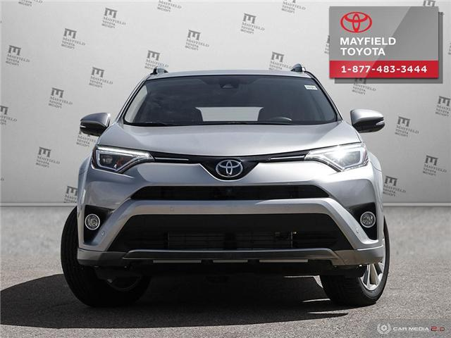2017 Toyota RAV4 Limited (Stk: 1701024) in Edmonton - Image 2 of 20