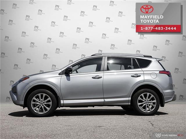 2017 Toyota RAV4 Limited (Stk: 1701024) in Edmonton - Image 3 of 20
