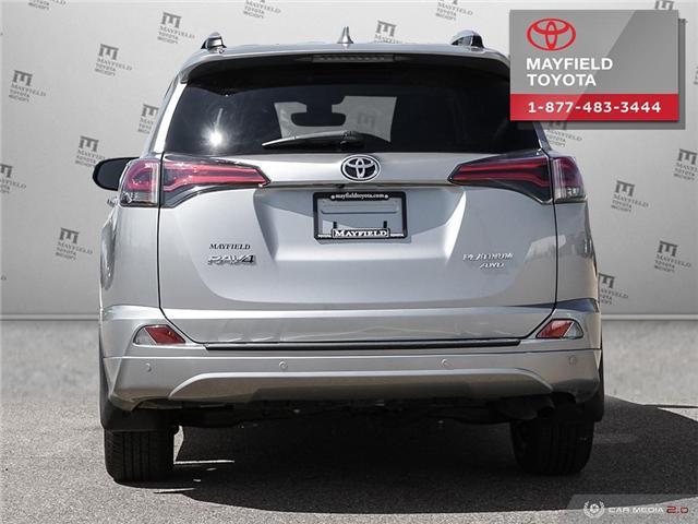 2017 Toyota RAV4 Limited (Stk: 1701024) in Edmonton - Image 5 of 20