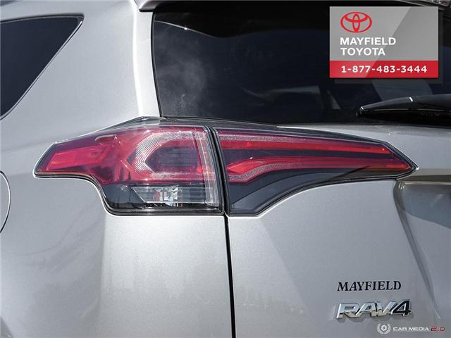 2017 Toyota RAV4 Limited (Stk: 1701024) in Edmonton - Image 11 of 20