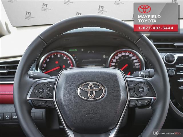 2018 Toyota Camry XSE V6 (Stk: 180278) in Edmonton - Image 13 of 20