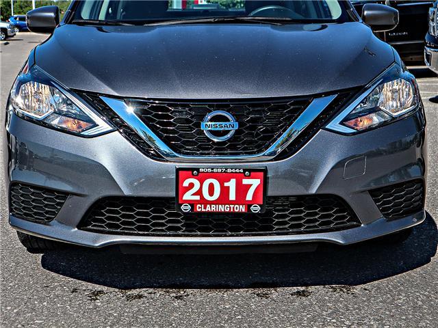 2017 Nissan Sentra 1.8 SV (Stk: HL638622L) in Bowmanville - Image 9 of 25
