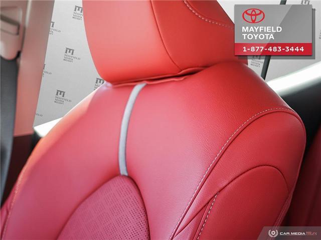 2018 Toyota Camry XSE V6 (Stk: 180278) in Edmonton - Image 19 of 20