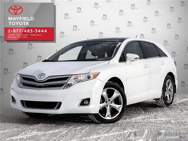 2013 Toyota Venza Base V6 (Stk: 1862538B) in Edmonton - Image 1 of 21