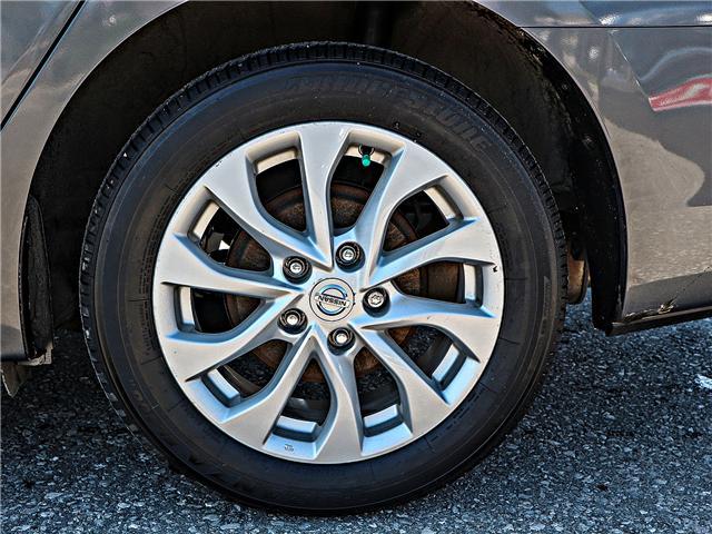 2017 Nissan Sentra 1.8 SV (Stk: HL638622L) in Bowmanville - Image 12 of 25